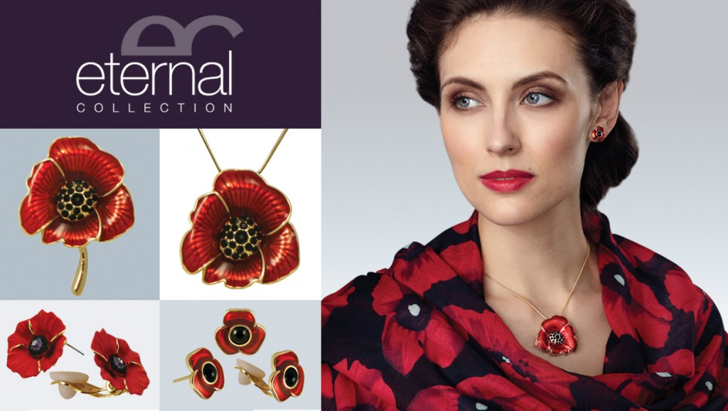 Style your look with pretty poppy jewellery   Eternal Collection   Blog