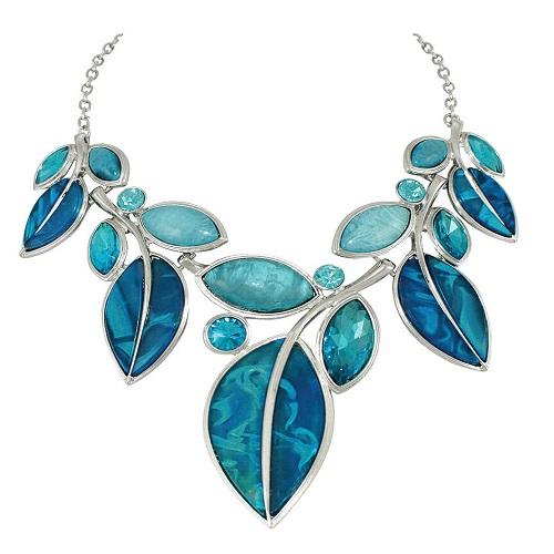 ne97-001-santorini-turquoise-and-aqua-enamel-silver-tone-necklace