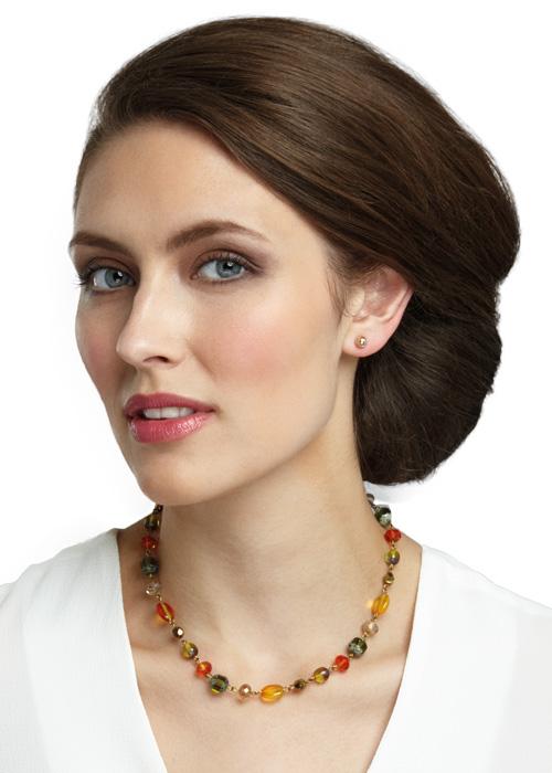 Short necklace length