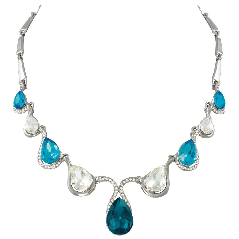 ne97-131-madame-turquoise-teal-crystal-silver-tone-statement-necklace