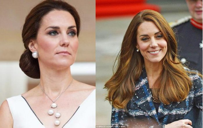 kate middleton pearls