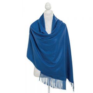 Dark Blue Pashmina