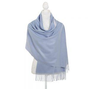 Light Blue Pashmina