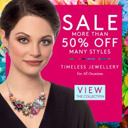 costume necklace sale