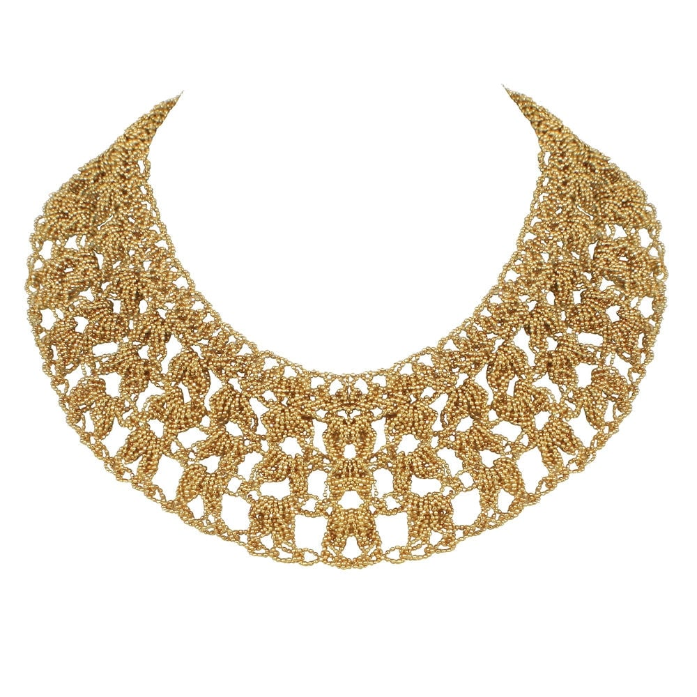 products collections velvet collection bib original store designs pink jewelry powered goddess necklace online